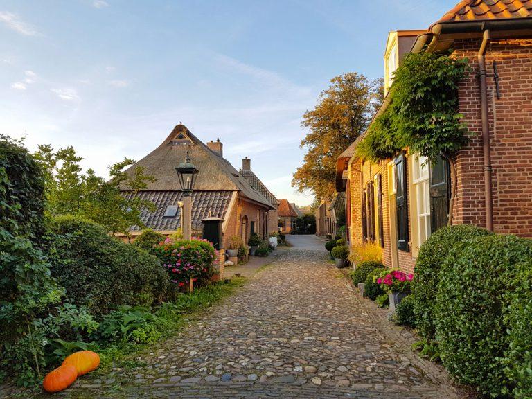 Bronkhorst, het kleinste stadje van Nederland