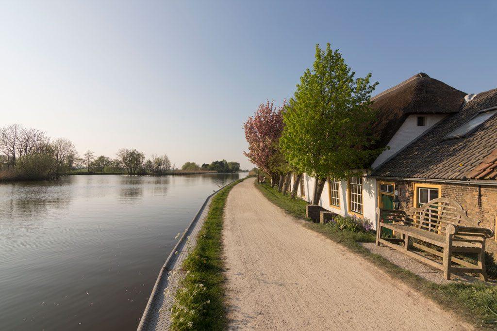 Bed & Breakfast Rechthuis van Zouteveen in Schipluiden