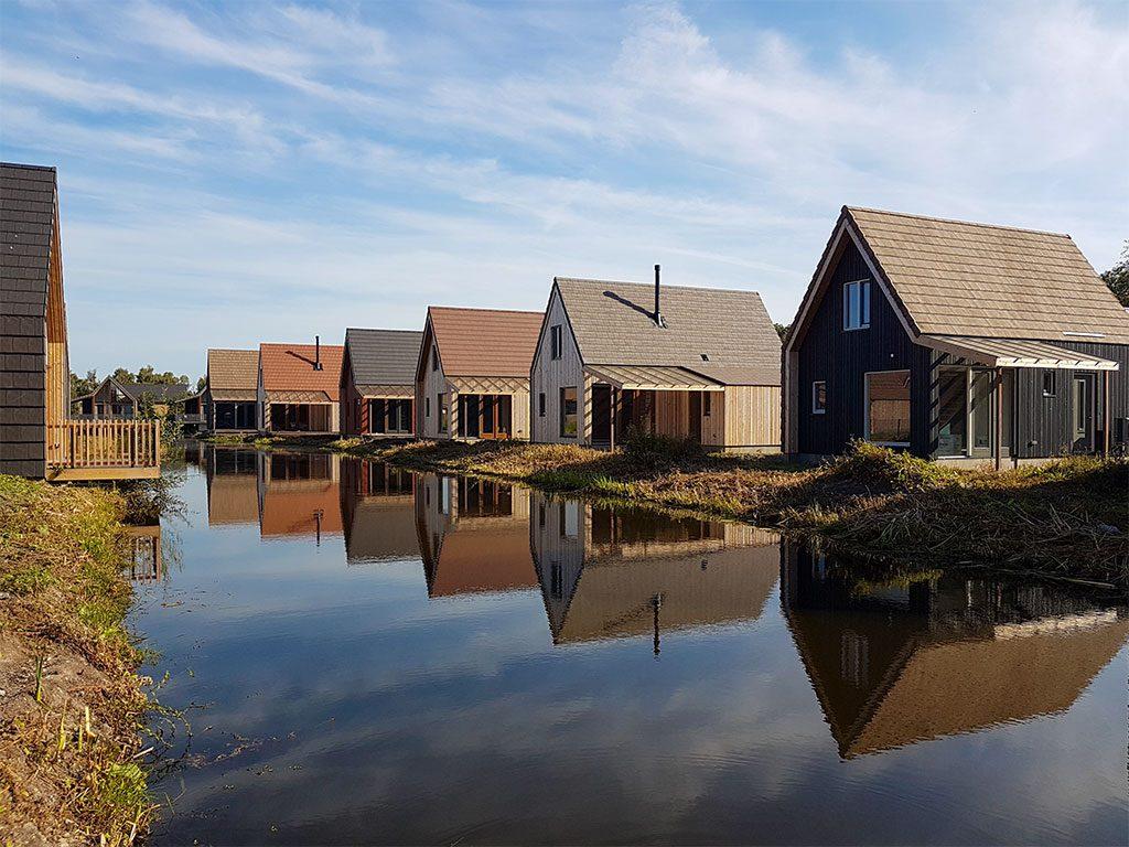 Landal Reewijkse Plassen Nieuwe Huisjes