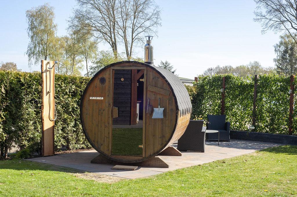 Recreatiepark De Boshoek Wellness Veluwelodge