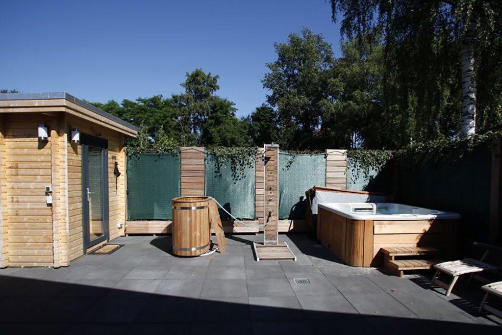 Roompot Resort Arcen Wellness Villa