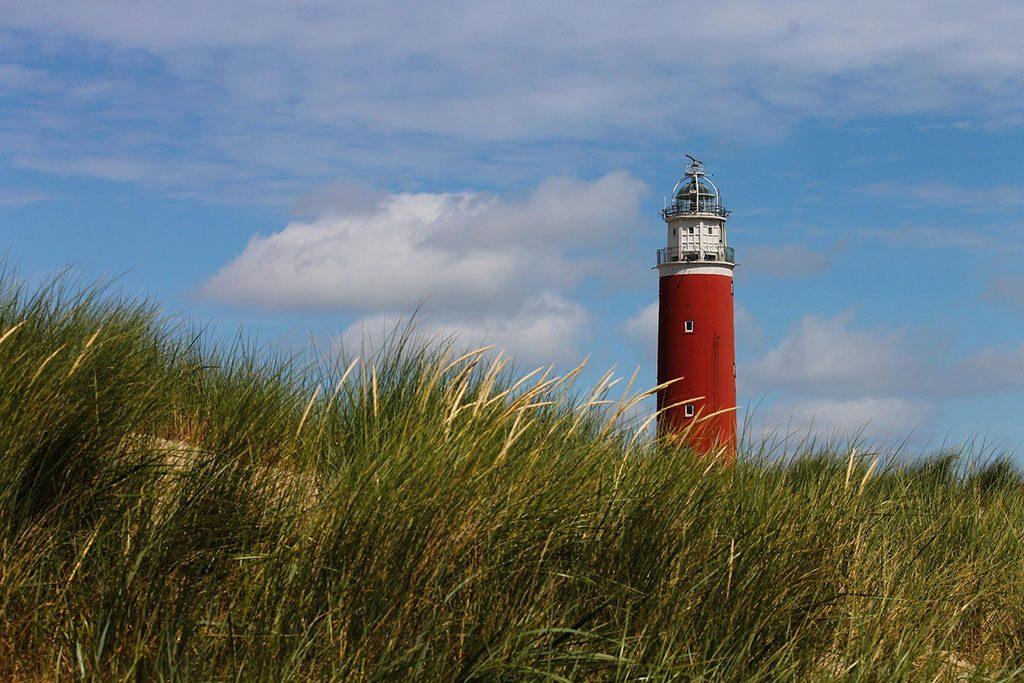 Waddeneiland Texel Vuurtoren
