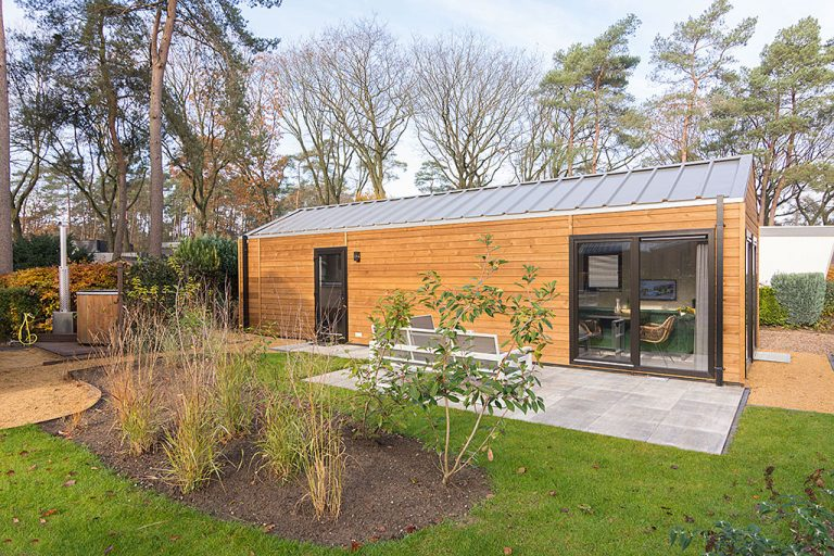 Binnenkijken: Nieuwe Wellness Lodge op Droompark De Zanding