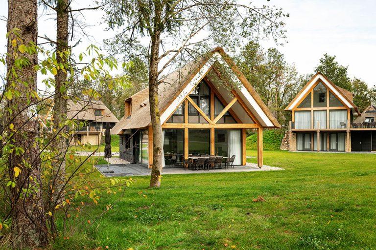 Nieuwe vakantieparken Landal GreenParks in Nederland